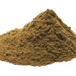 ground herbs